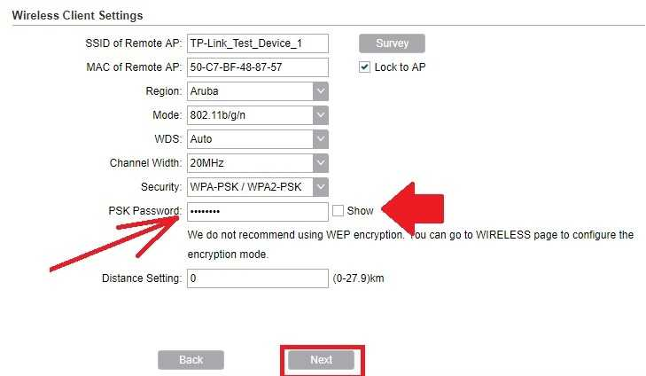 how to configure repeater mode on tp-link eap110 outdoor