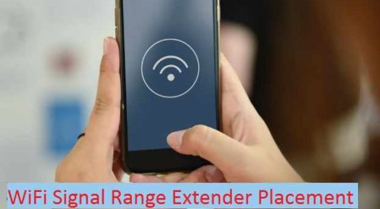 best wifi repeater placement