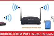 iBall Baton 300M Repeater Mode configuration