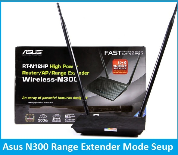 asus rt-ac51u repeater mode