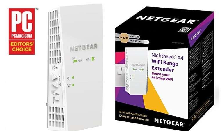 netgear wn3000rp-200pes universal wi-fi range extender