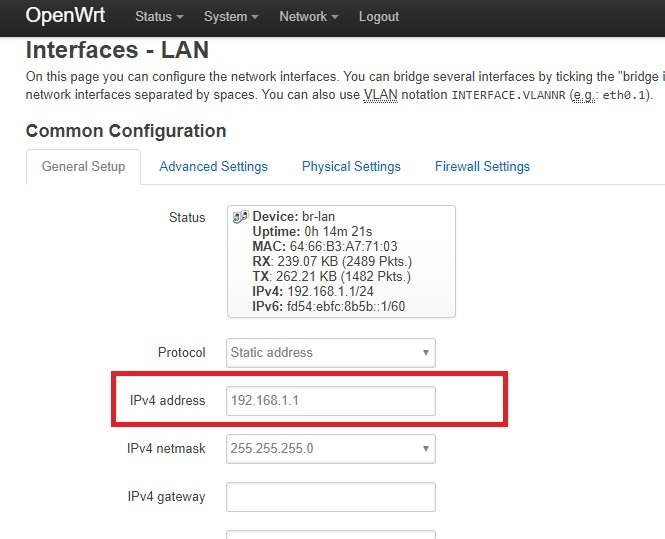 tp link mr3040 openwrt as wisp