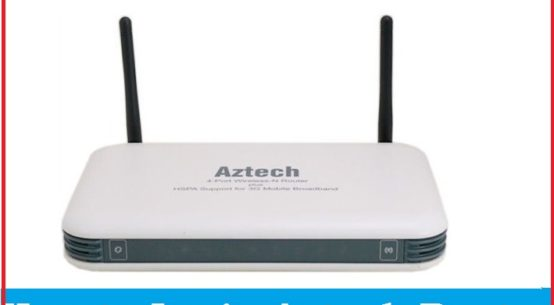 How to login Aztech Router IP 10.0.10.254