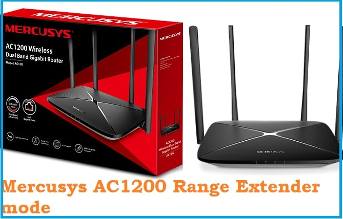 How to Setup Mercusys Router as Repeater mode