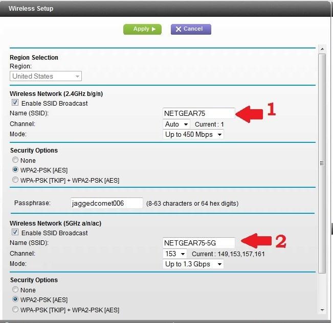 netgear c6300 modem router combo login