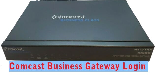 10.0 Comcast Business login