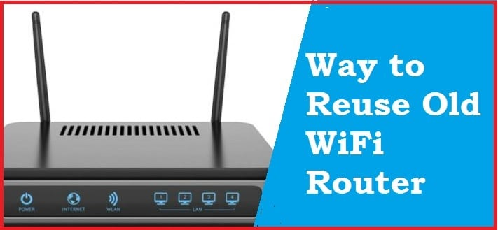how to dispose of old router uk