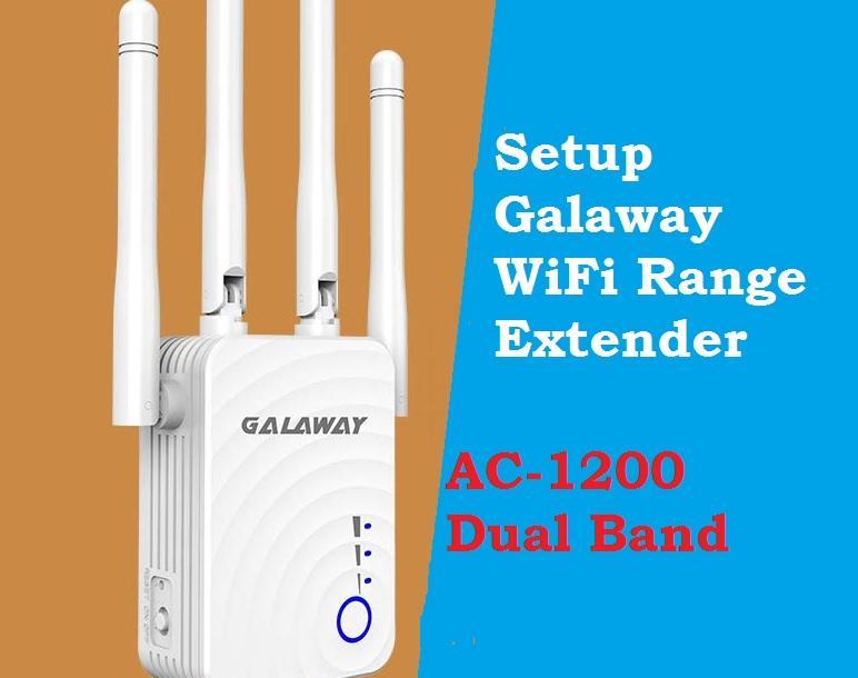 galaway wifi extender setup 192.168.l0.1.1