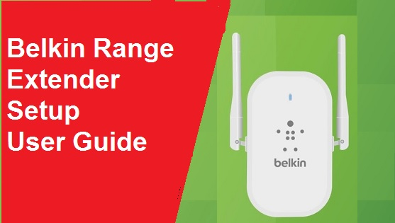 Belkin.range: How to Setup Belkin Range Extender