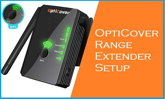 opticover wifi extender manual