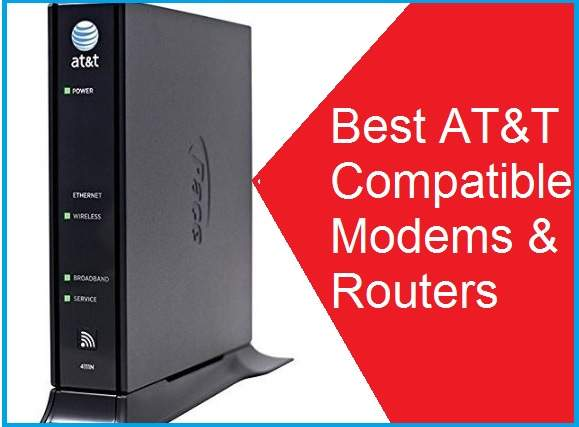 The Best AT&T-Compatible Modems and Routers
