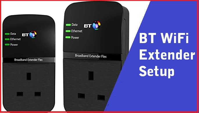 How to set up BT WIFI Extender