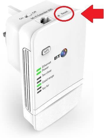 bt wifi extender 300 setup