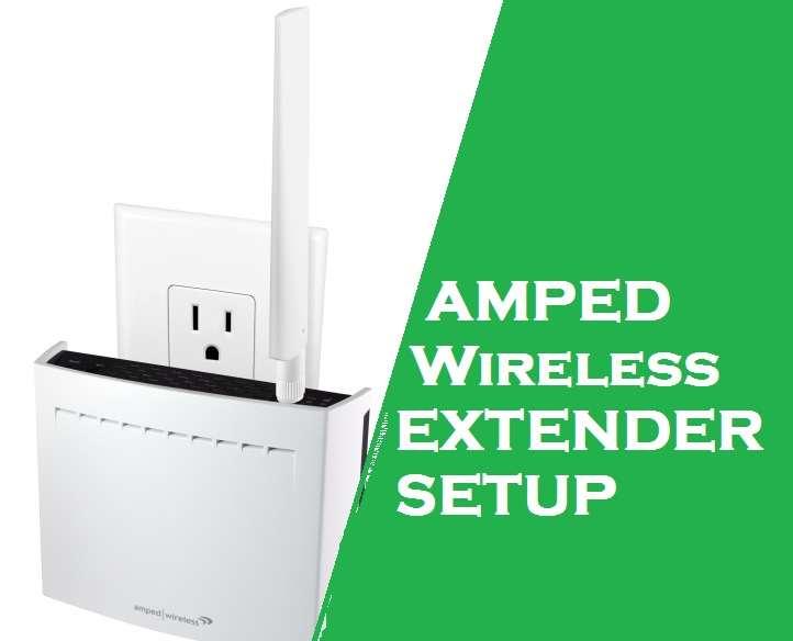 amped wireless extenders