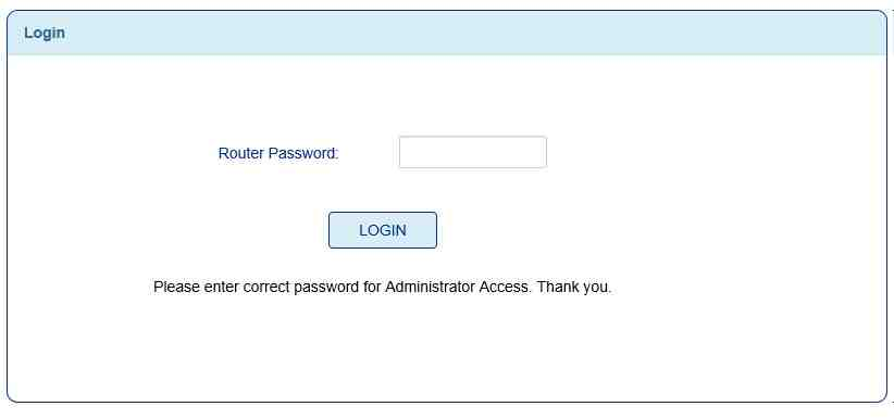 HughesNet Router Login, Default IP & Password