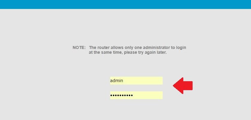 192.168.10.254 Router passwords