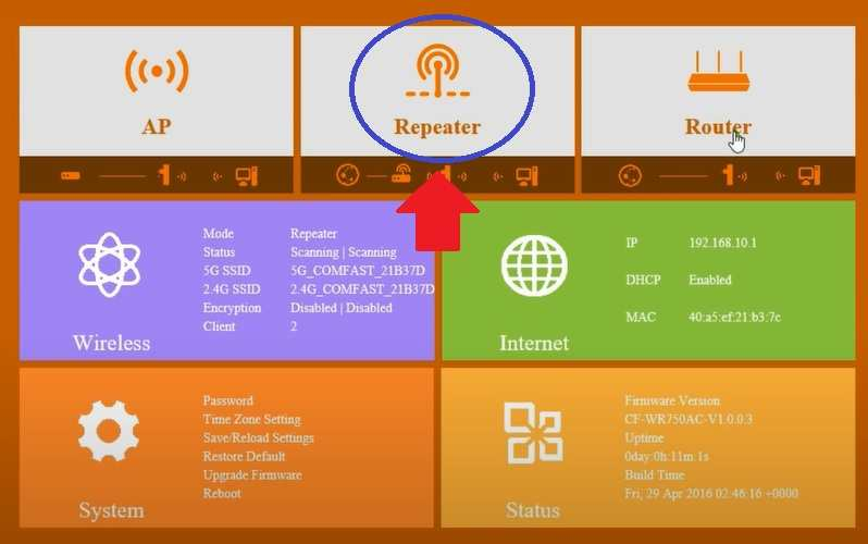 How to Setup Your COMFAST WiFi Extender