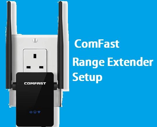 Comfast extender setup | 192.168.10.1 wireless setup