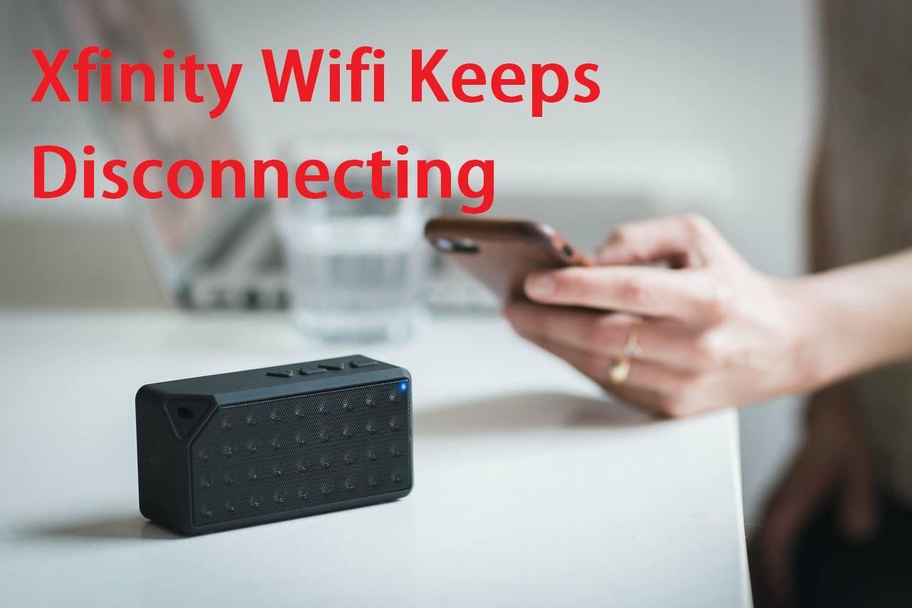 xfinity wifi not working