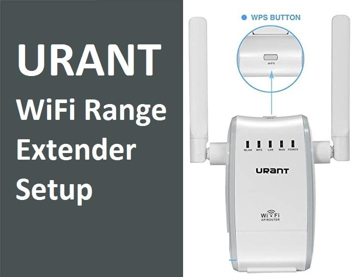 urant wifi repeater